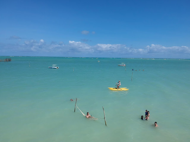 Blog Apaixonados por Viagens - Passeio de Bike Aquática e Buggy, em Maragogi - Alagoas
