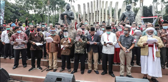KAMI Ditinggal Publik Jika Kehilangan Fokus Perjuangan
