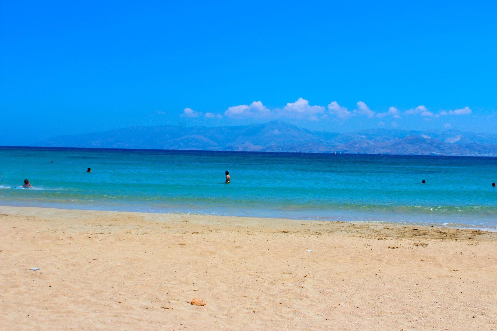 Paros Beaches: Nemo's Great Adventure: GOLDEN BEACH & SANTA MARIA BEACH
