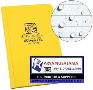 Jual Rain Hip Pocket Spiral Yellow Cover di Bandung