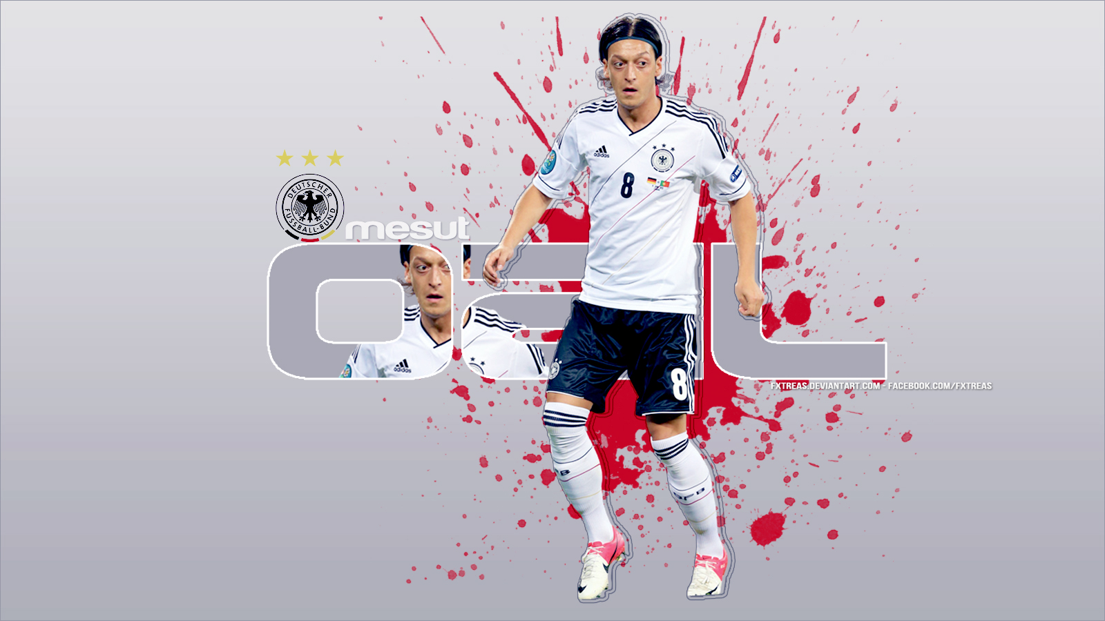 All Wallpapers: Mesut Ozil HQ & Hd New Wallpapers 2013