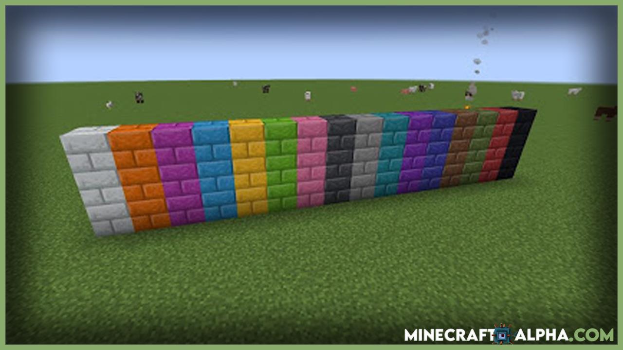Minecraft Blockus Mod For 1.17.1/1.16.5/1.15.2 (Just Add Too Many New Blocks)