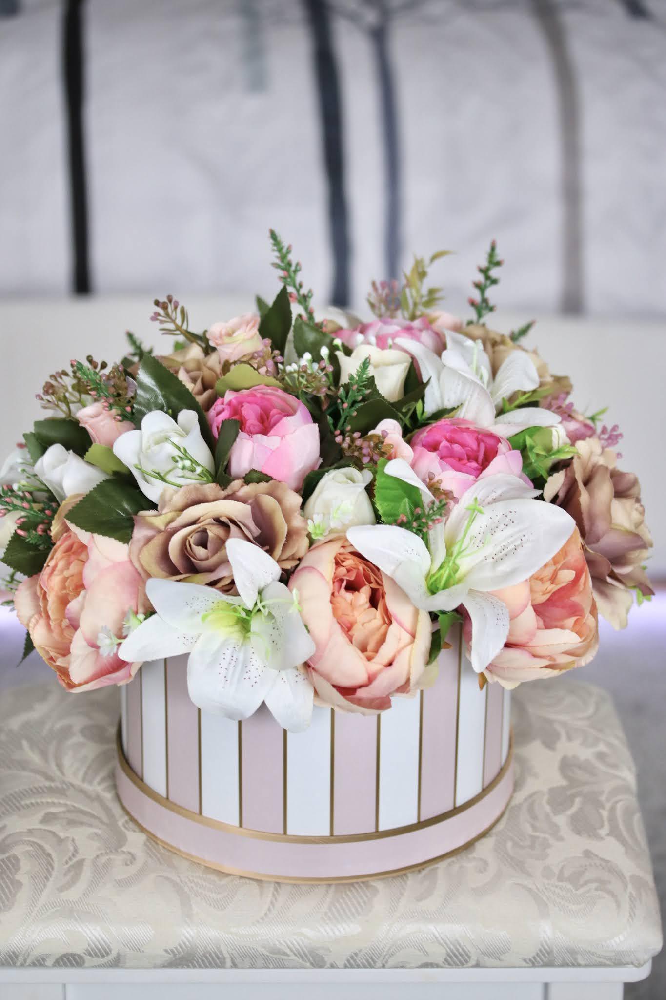 FLOWERBOX - Wieczne żywe kwiaty w pudełku - Cennik !!!