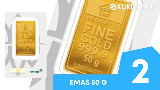 Harga Emas Antam Hari Ini - Harga Emas Antam Sekarang Pegadaian Terbaru Bulan Ini