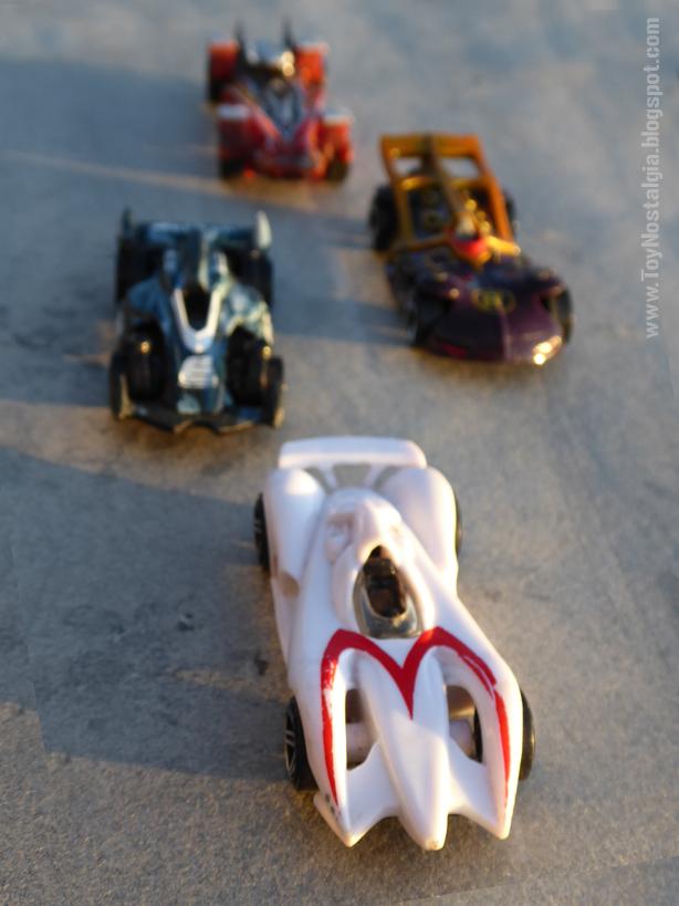 MACH 6 / GRX / Gray Ghost / Snake Oiler - METEORO - HotWheels  (METEORO - SPEED RACER - MACH Go Go Go)