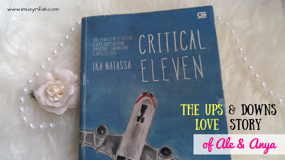 Critical Eleven: The Ups & Downs Love Story of Ale & Anya