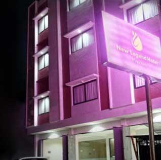 Lowongan Kerja Receiptionist di Hotel New Legend Makassar