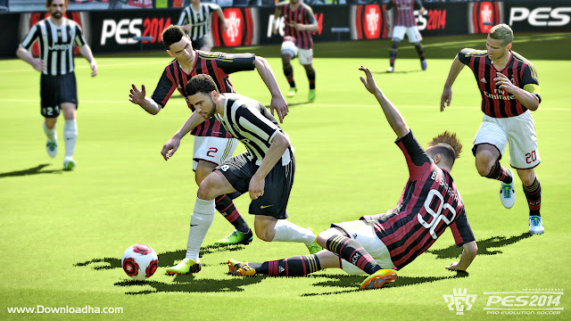 Download PES 2014 Full Data For PC - See How To Install