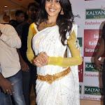 Genelia At Kalyanakanchi Wedding Store Launch