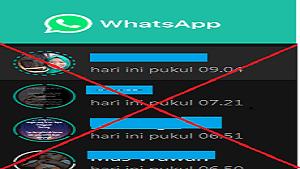 2 Cara menyembunyikan story WhatsApp, hanya orang tertentu yang bisa melihat