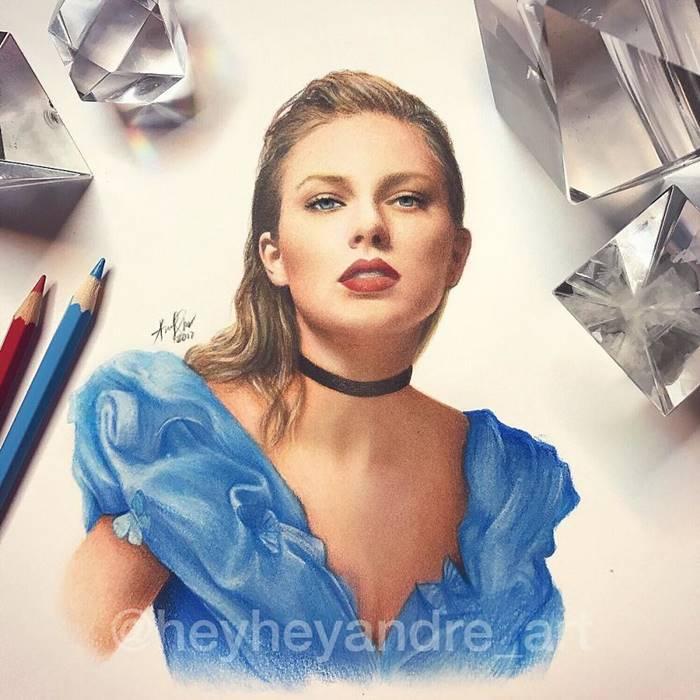 Taylor Swift as Cinderella