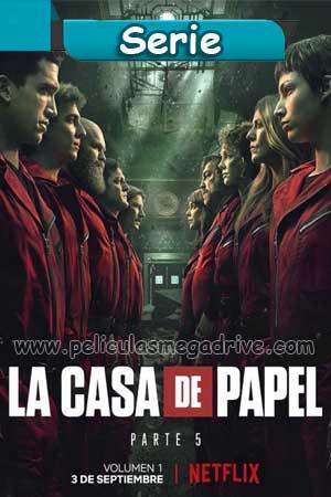 La Casa de Papel Temporada 5 (2021) HD 1080P Castellano [GD-MG-MD-FL-UP-1F] LevellHD