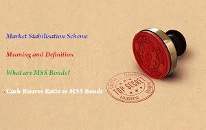 market stabilisation scheme