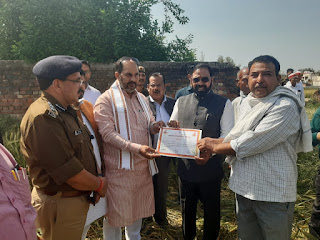 जौनपुर : जो काम अब तक नहीं हुआ वह योगी सरकार ने कर दिखाया : उपेंद्र तिवारी