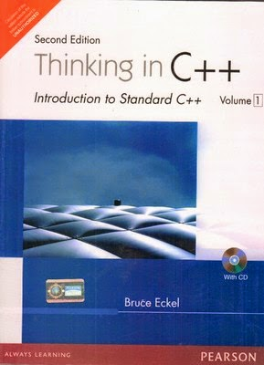 THINKING IN C++ (VOL 1)