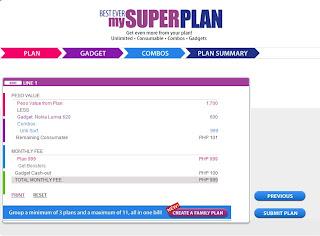 Nokia Lumia 620 Plan 999 Globe