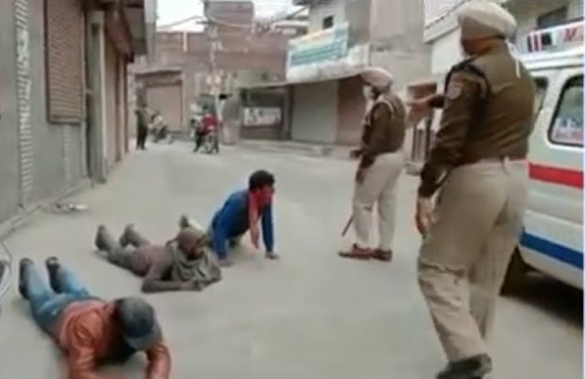 Lockdown India Berujung Kekacauan
