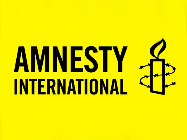 Amnesty International-Biafra protesters