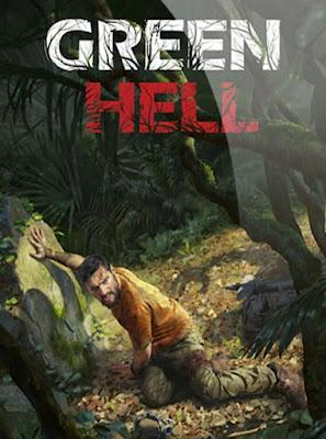 Capa do Green Hell