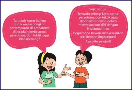 Materi Dan Kunci Jawaban Buku Tematik Kelas 6 Tema 2 Halaman 66 67 68 70 72 73 Gawe Kami