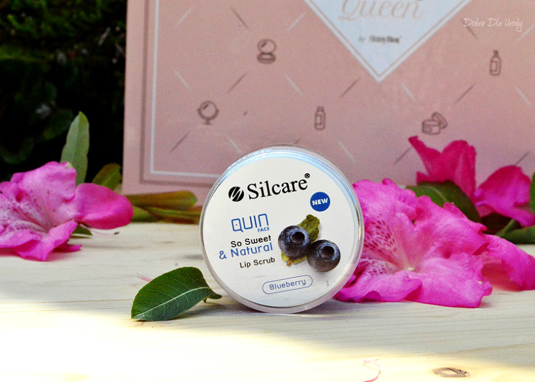 Silcare Sweet & Natural Lip Scrub ShinyBox