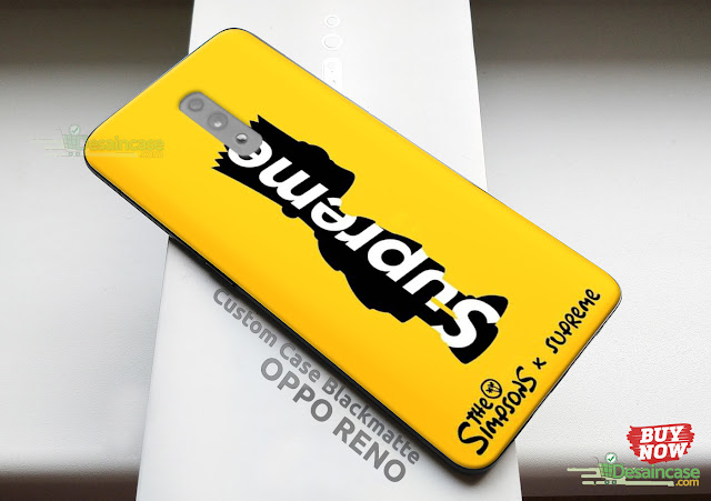 Download Mockup Custom Case Blackmatte Oppo Reno by Gubukhijau