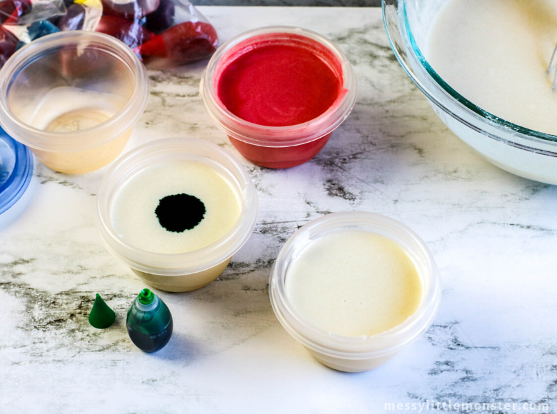 flour and water paint recipe