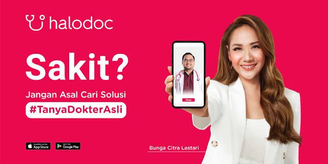 Media Informasi & Konsultasi Kesehatan Online di Halodoc