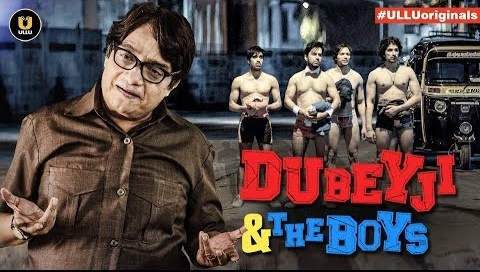 Dubeyji And The Boys [2018] Hindi S 01 Complete 720p WEB DL – 900MB