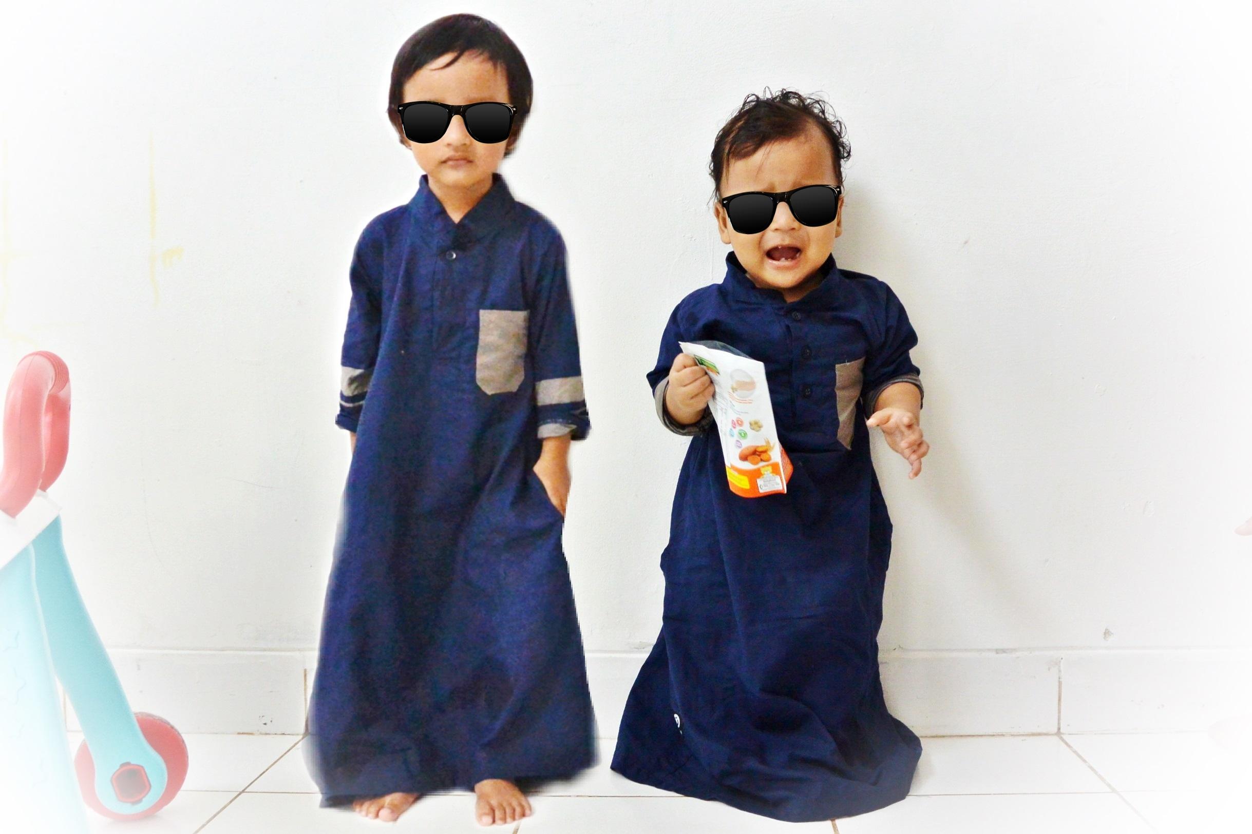 Cerita Cha Tips Memilih Baju Gamis Anak Di Bajuyuli