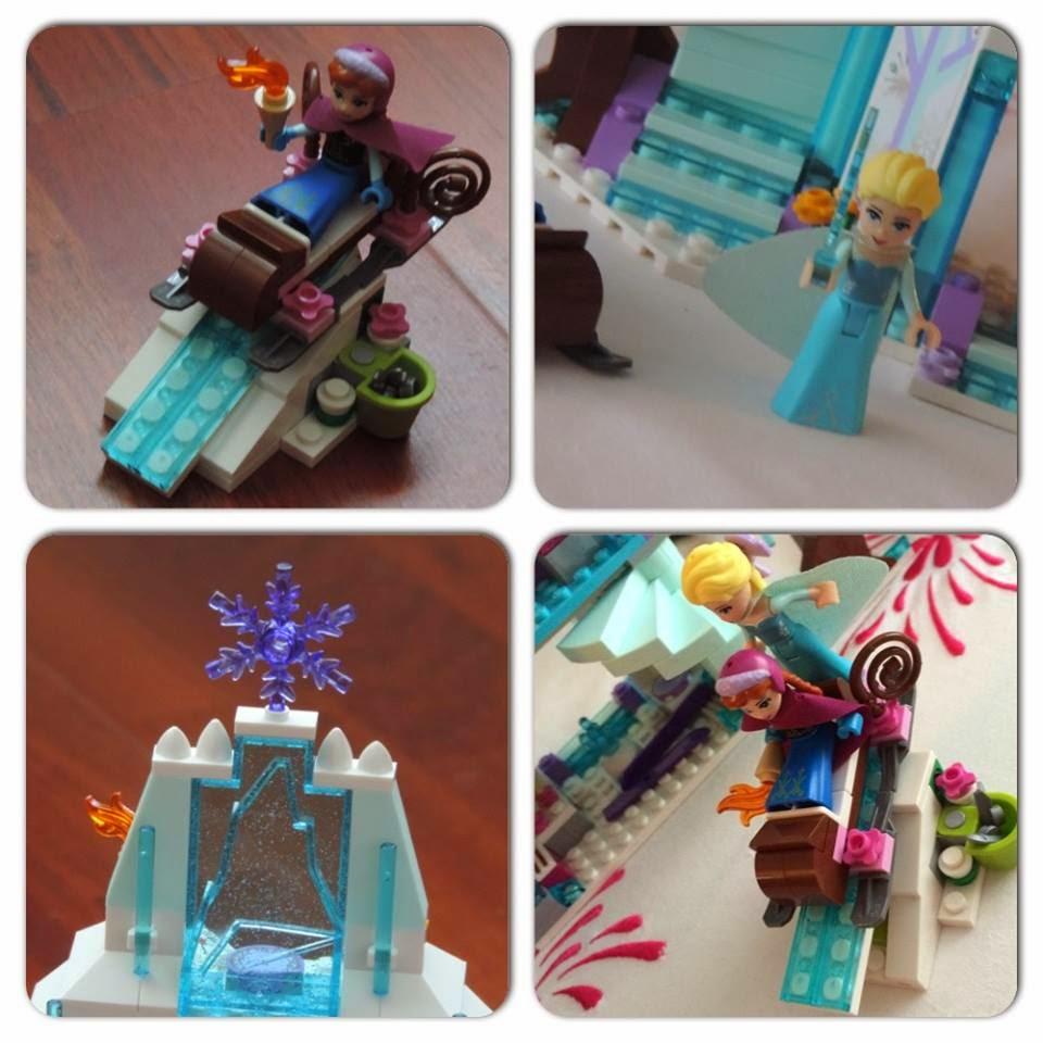 My Mummy\'s Pennies: LEGO Frozen Disney Princess: Elsa\'s Sparkling ...
