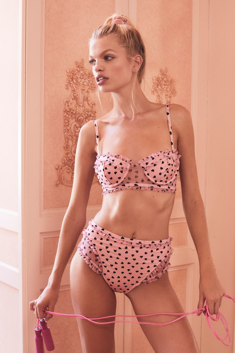 For Love & Lemons Spring 2019 Swim Collection