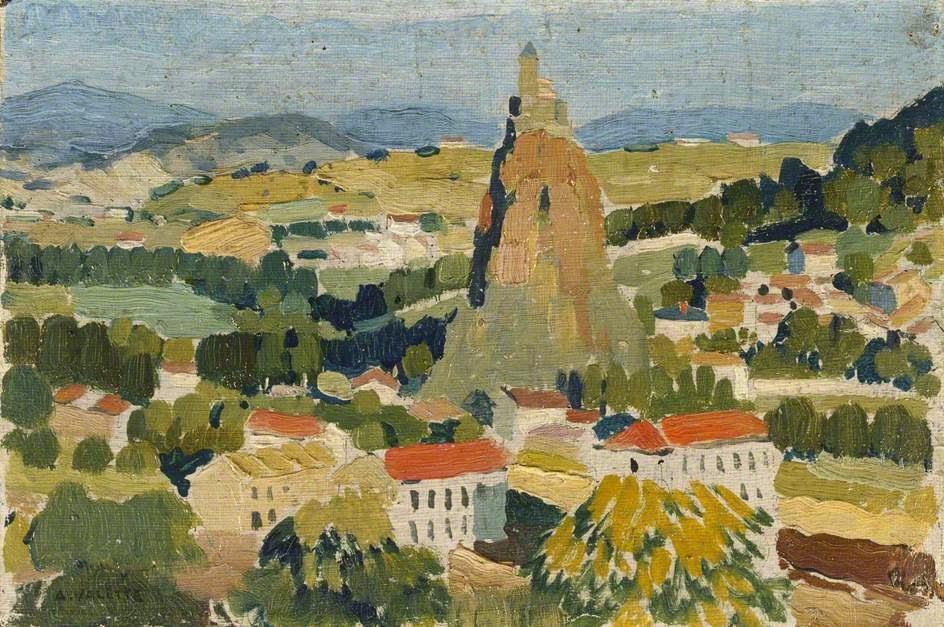 Adolphe  Valette     Le  Puy