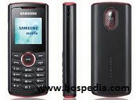 Harga dan Spesifikasi Samsung E1390 Terbaru 2016