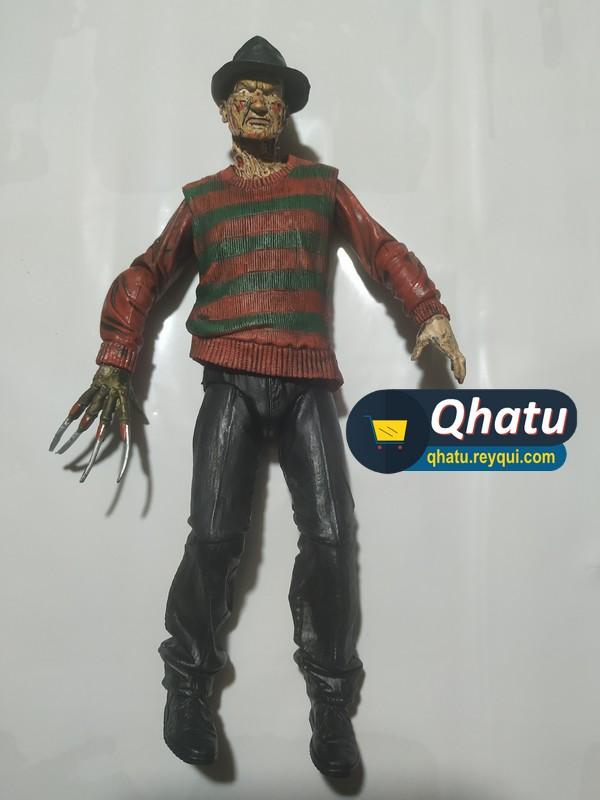 (Bs. 185) Figura de Freddy Krueger: A Nightmare On Elm Street