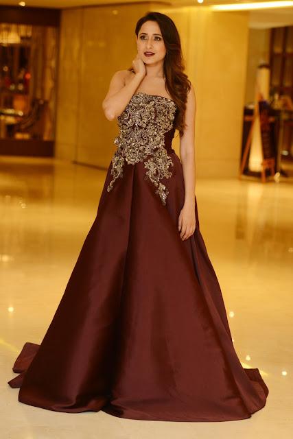 Actress Pragya Jaiswal at SIIMA Awards 2017 Day 1