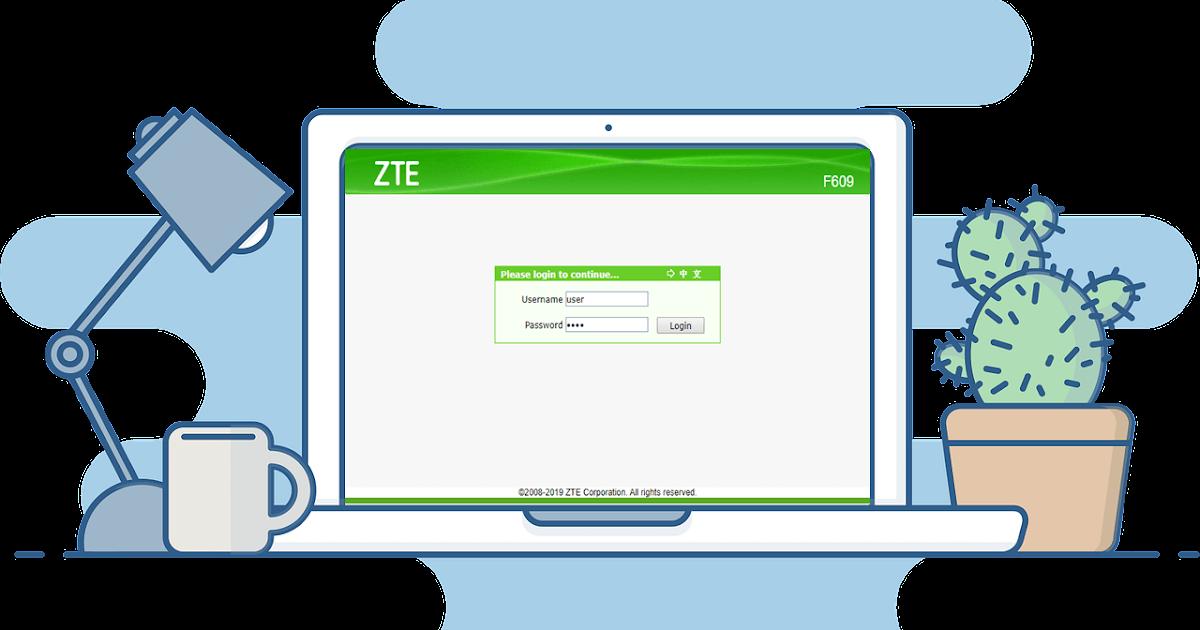 User Dan Password F609 - Mengetahui Password Ont Zte F660 ...