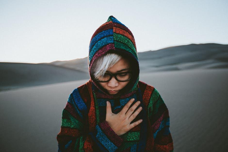 Quando está frio no tempo do frio
