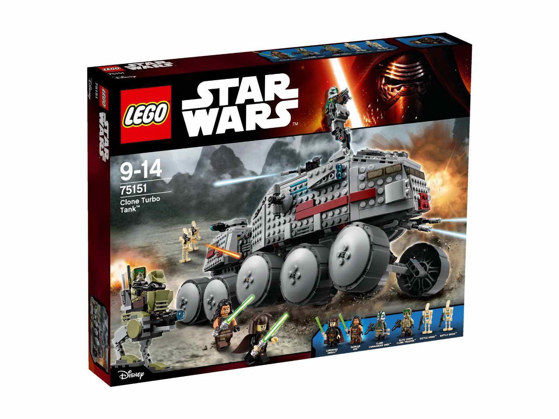 Lego gossip 130416 lego 75151 clone turbo tank box art and picture