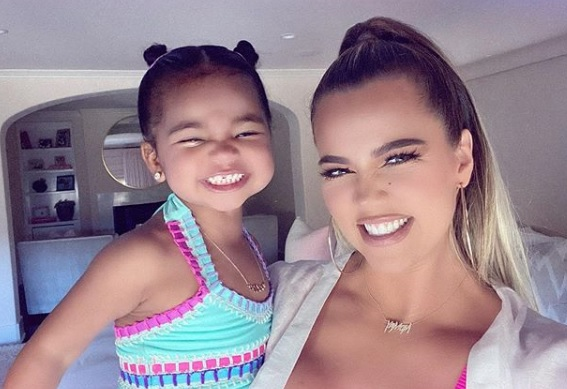 Khloe Kardashian shares special book for daughter True by her fans