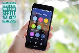 5 Aksesoris Smartphone yang Terlihat  Sepele, Tapi Gede Manfaatnya
