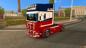 MoverTrans skin for Scania RJL