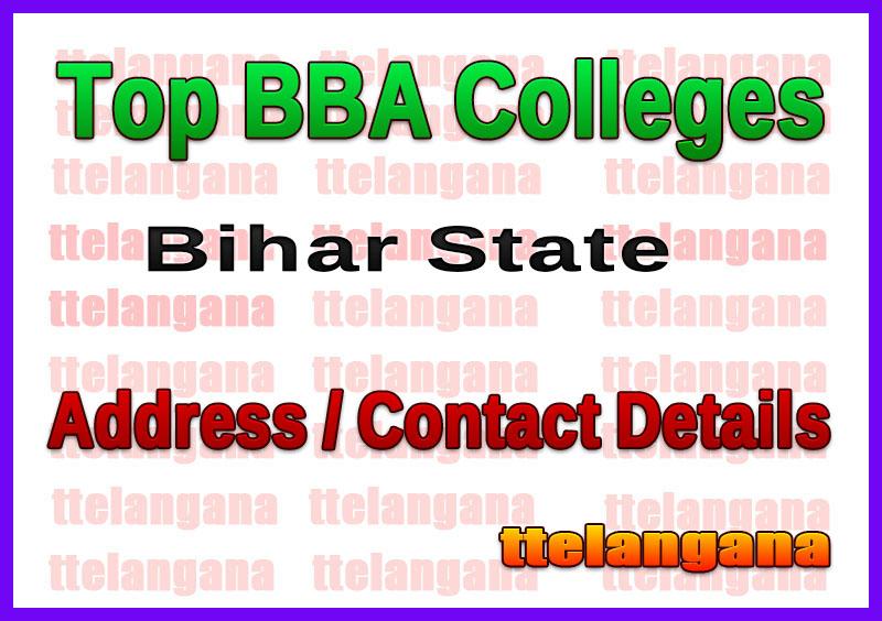 Top BBA Colleges in Bihar