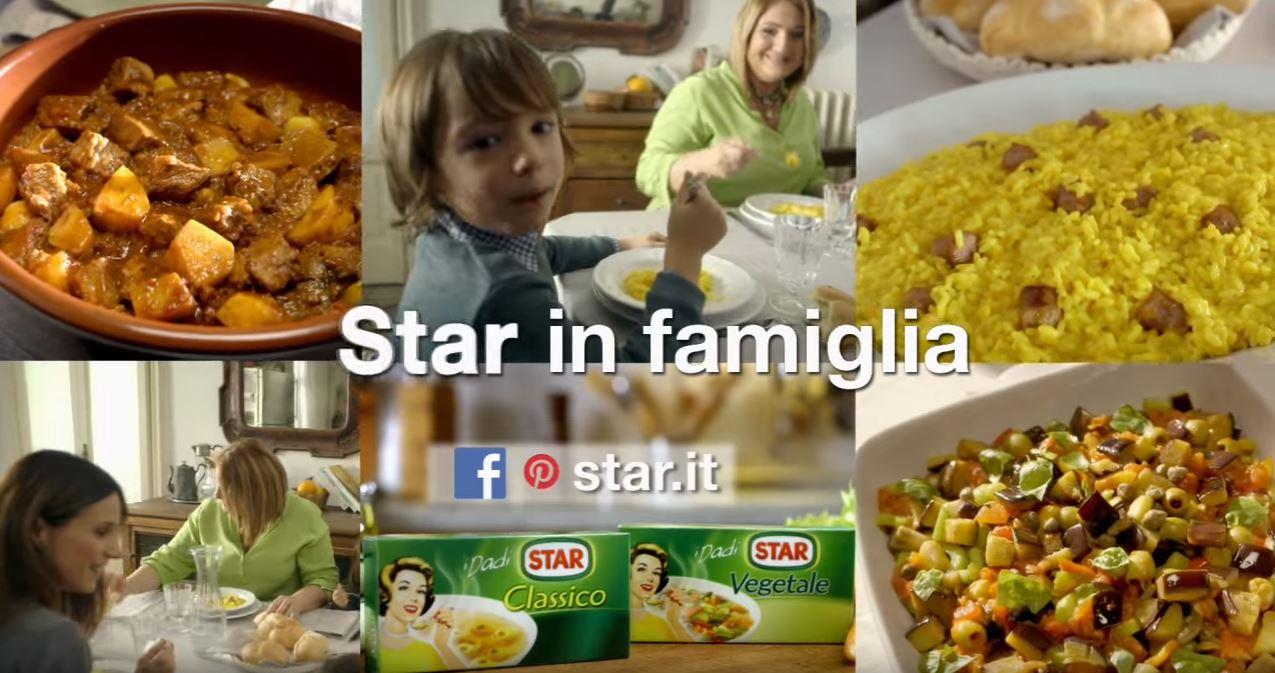 Canzone Dado Star Pubblicità risotto alla milanese