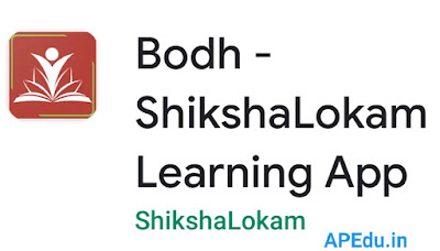 'BODH-SHIKSHALOKAM' APP instructions released by all teachers for self learning program.