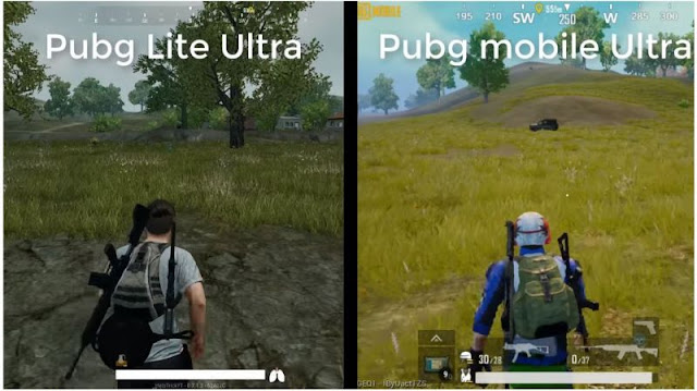 pubg pc lite vs pubg mobile emulator