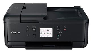 Canon Canon TR7540 Printer Driver, Canon Canon TR7540 Driver software