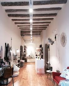 """Interior de la botiga """"Toc Toc La Shop"""". Fotografia: Mery Garriga"""