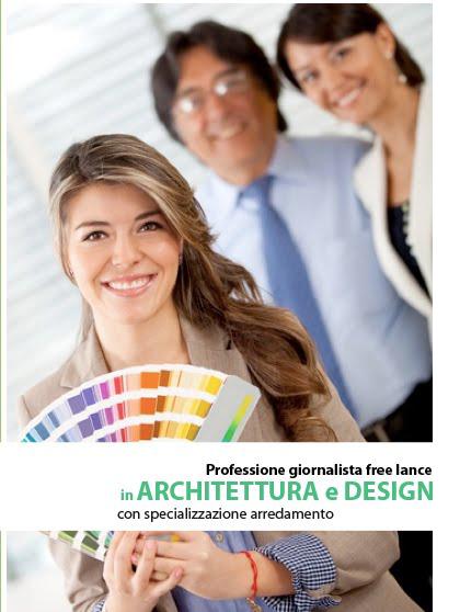 Corso di Giornalismo in Architettura e Interior Design