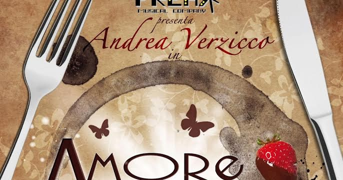 """""""AMORE ALTROVE"""", il musical di Alfonso Lambo, con Andrea Verzicco"""